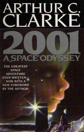 2001, a novel by Arthur C Clarke