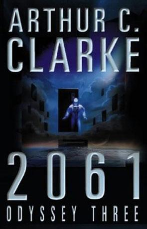 2061, a novel by Arthur C Clarke