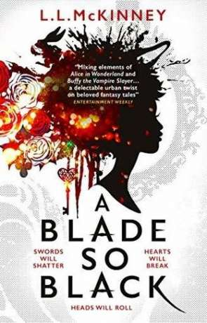 A Blade so Black, a novel by L.L. McKinney