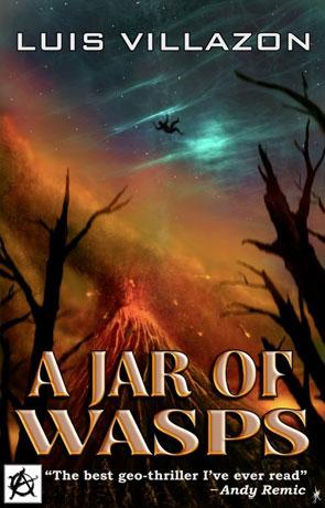 A Jar of Wasps, a novel by Luis Villazon