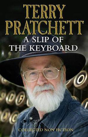 A Slip of the Keyboard, a novel by Terry Pratchett