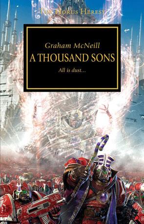 A Thousand Sons, a novel by Graham McNeill