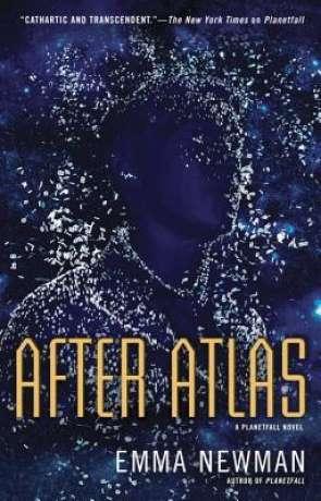 After Atlas, a novel by Emma Newman