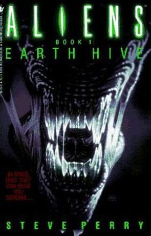 Earth Hive, a novel by Steve Perry