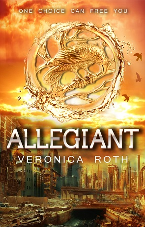 Allegiant, a novel by Veronica Roth