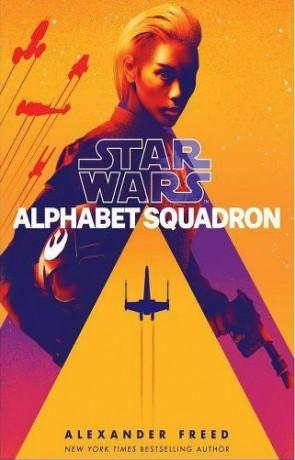 Alphabet Squadron, a novel by Alexander Freed