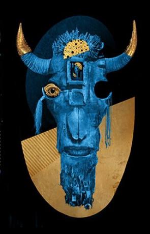 American Gods, a novel by Neil Gaiman