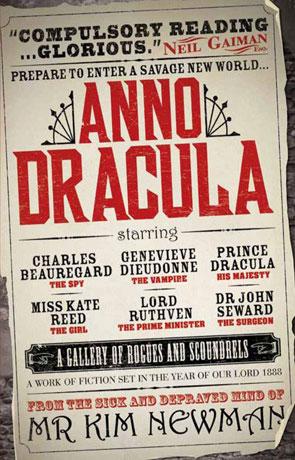 Anno Dracula, a novel by Kim Newman