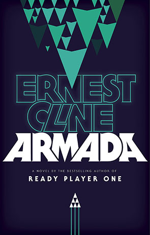 Armada, a novel by Ernest Cline