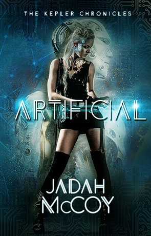 Artificial, a novel by Jadah McCoy