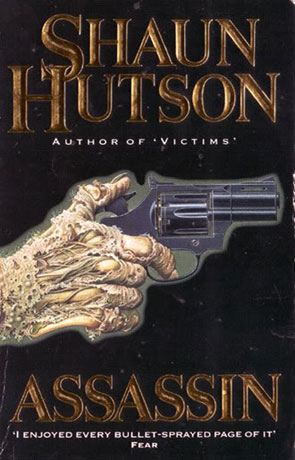 Assassin, a novel by Shaun Hutson