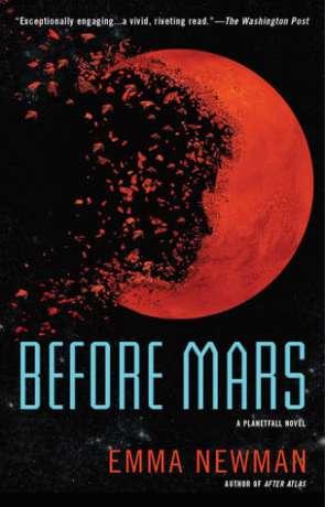 Before Mars, a novel by Emma Newman