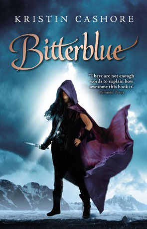 Bitterblue, a novel by Kristin Cashore
