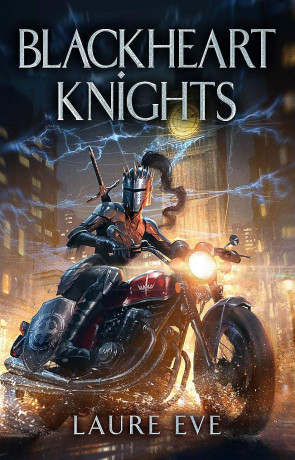 Blackheart Knights, a novel by Laure Eve