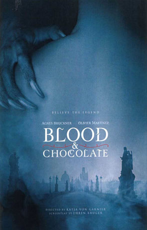 Blood and Chocolate, a novel by Annette Curtis Klause