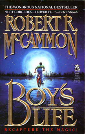 Boy's Life, a novel by Robert R McCammon