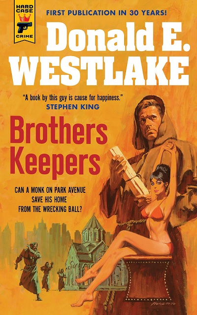 Brothers Keeper, a novel by Donald E Westlake