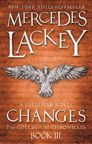 Changes, a novel by Mercedes Lackey