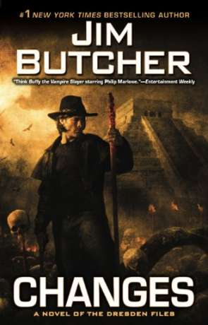 Changes, a novel by Jim Butcher