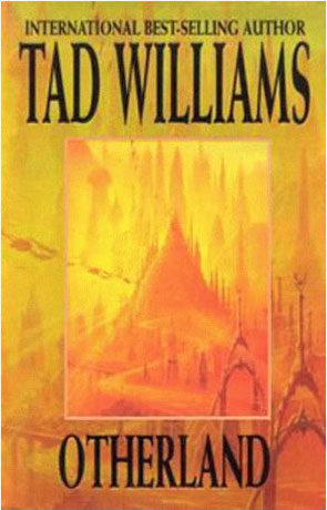 City of Golden Shadow, a novel by Tad Williams