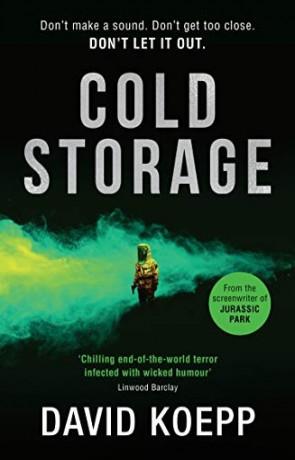 Cold Storage, a novel by David Koepp