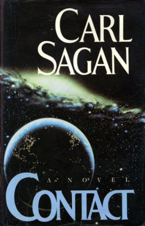 Contact, a novel by Carl Sagan