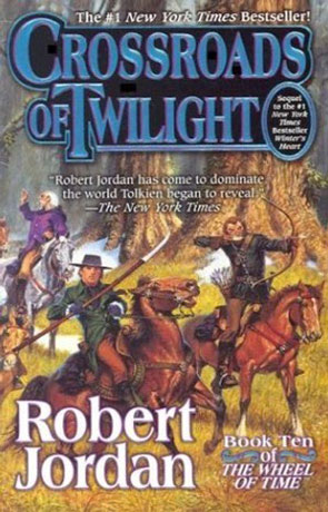Crossroads of Twilight, a novel by Robert Jordan