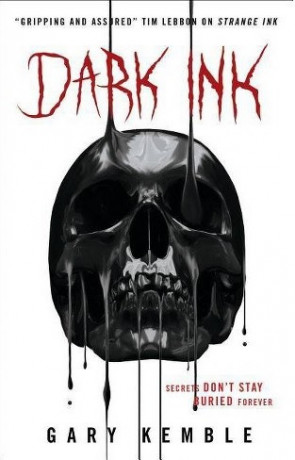 Dark Ink, a novel by Gary Kemble