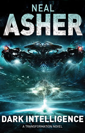 Dark Intelligence, a novel by Neal Asher