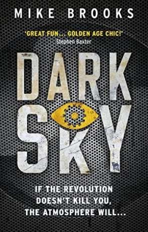 Dark Sky, a novel by Mike Brooks