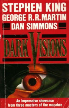 Dark Visions, a novel by Douglas E Winter