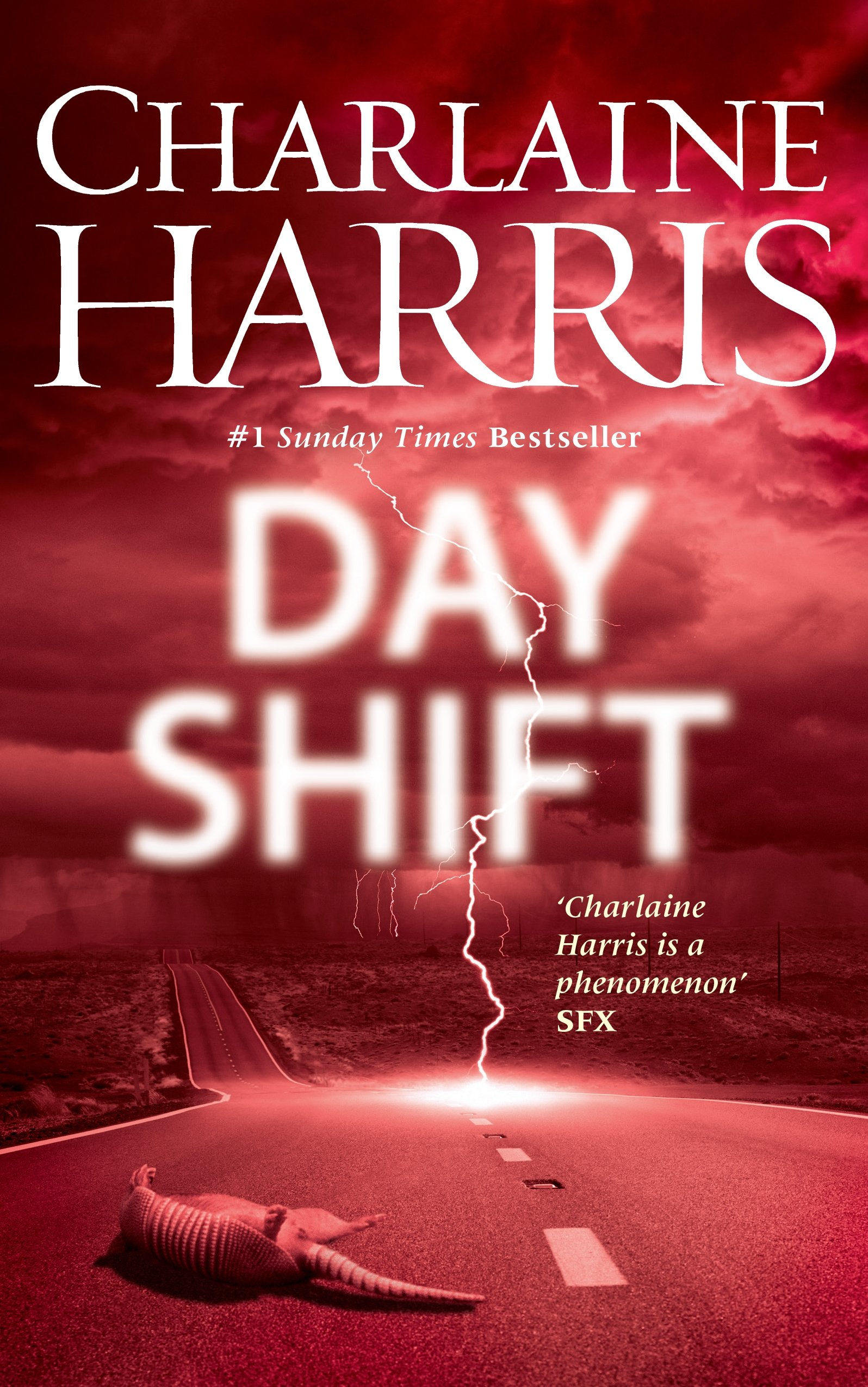 Day Shift, a novel by Charlaine Harris