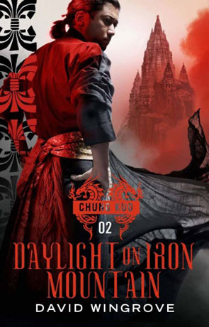 Daylight on Iron Mountain, a novel by David Wingrove