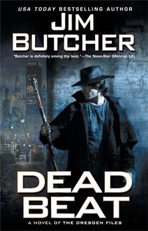 Dead Beat, a novel by Jim Butcher
