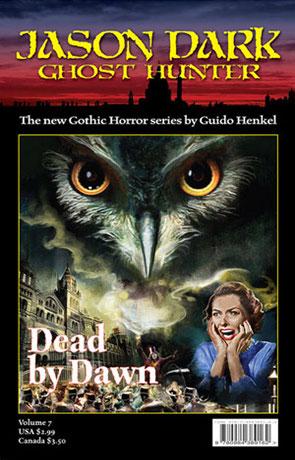 Dead by Dawn, a novel by Guido Henkel