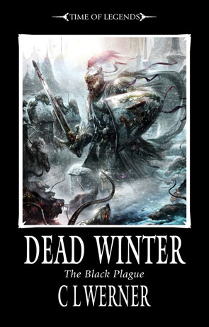 Dead Winter, a novel by CL Werner