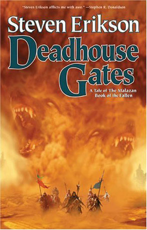 Deadhouse Gates, a novel by Steven Erikson