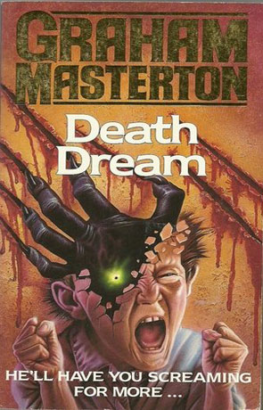 Death Dream, a novel by Graham Masterton