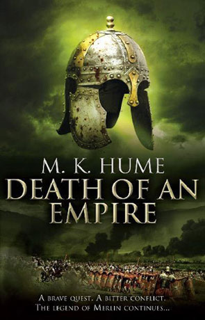 Death of an Empire, a novel by MK Hume