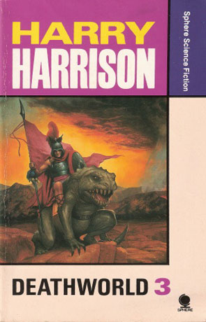 Deathworld 3, a novel by Harry Harrison