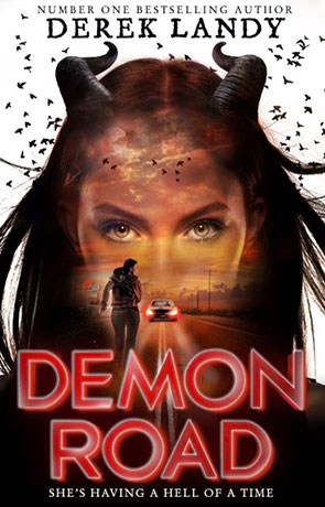 Demon Road, a novel by Derek Landy