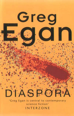 Diaspora, a novel by Greg Egan