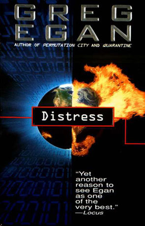 Distress, a novel by Greg Egan