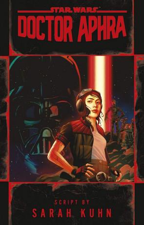 Doctor Aphra, a novel by Sarah Kuhn