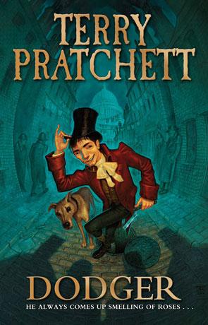 Dodger, a novel by Terry Pratchett