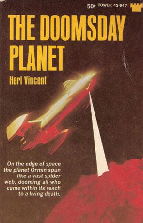 Doomsday Planet, a novel by Harl Vincent