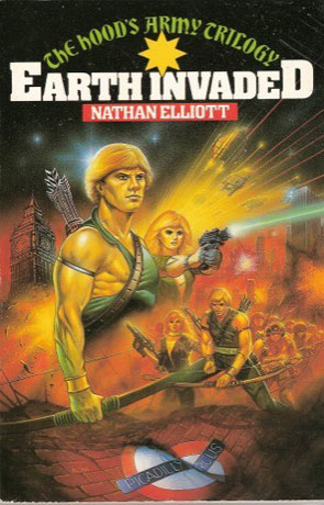 Earth invaded, a novel by Nathan Elliot