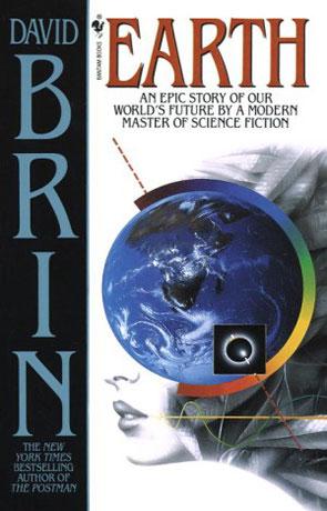 Earth, a novel by David Brin