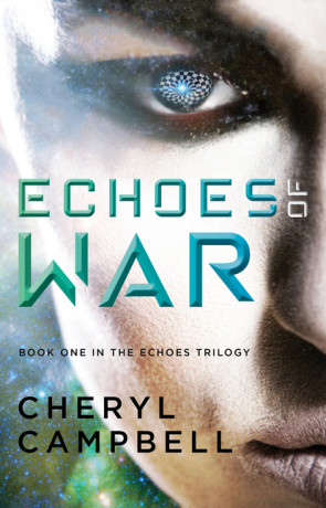 Echoes of War, a novel by Cheryl Campbell