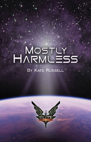 Elite: Mostly Harmless, a novel by Kate Russell